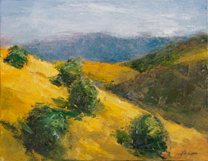 California Hillscape 2