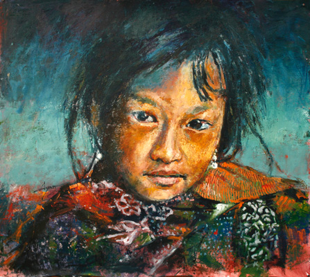 Daughter of Tibet