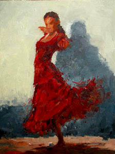 Flamenco Shadow