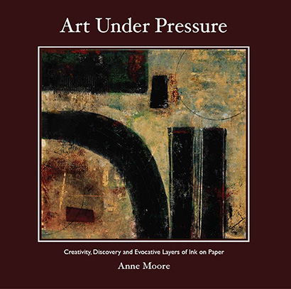 Art Under Pressure - book cover