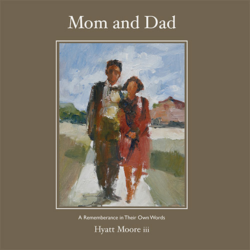 Mom and Dad - book cover