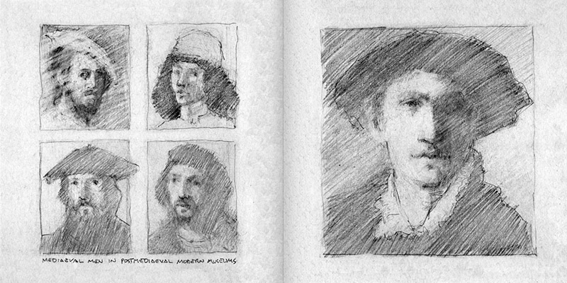 Sketches of Italy pages 66-67