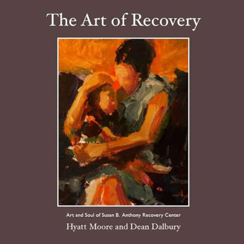 The Art of Recovery - book cover